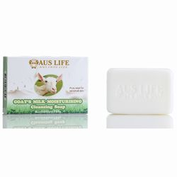 GOAT'S MILK MOISTURISING Cleansing Soap